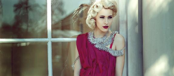 Makeup portfolio of Melanie Volkart
